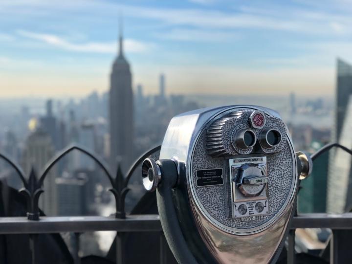 Une virée à NewYork