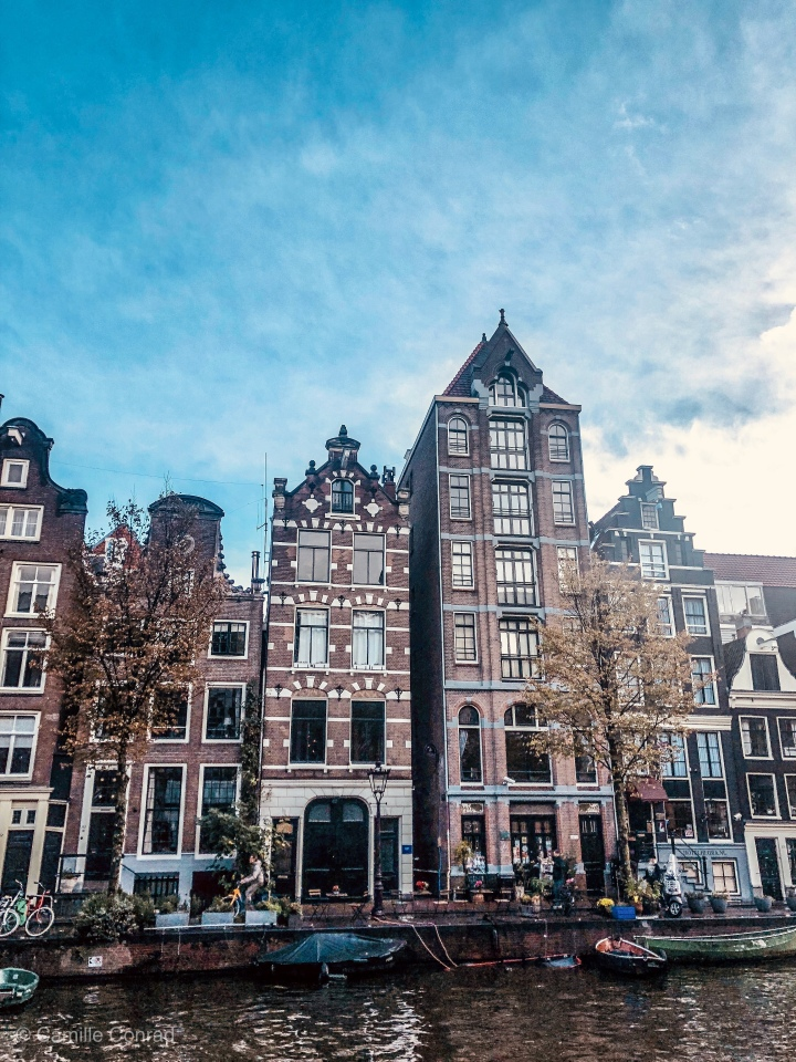 My city guide d'Amsterdam