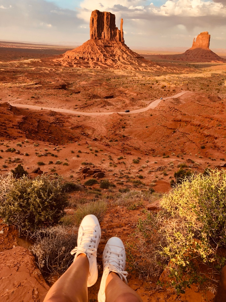 Monument valley et Grand Canyon